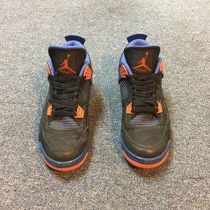 "🚨🔥OG vintage retro Jordan 4 ""Cavs"" RARE🔥🚨"